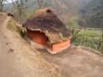 typical rural farm house