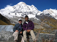 We offer treks in the Annapurna
