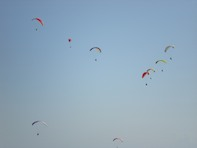 ... and we can arrange for Paragliding, white water rafting